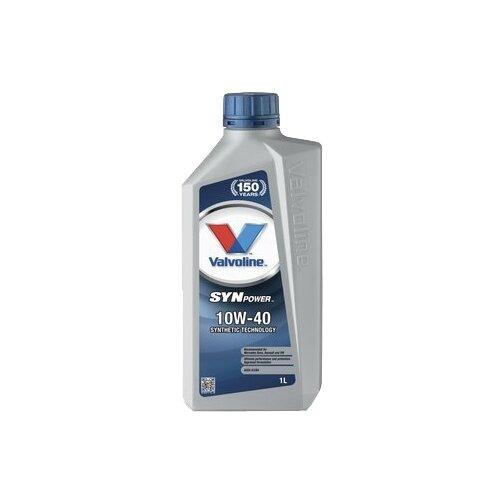 Полусинтетическое моторное масло VALVOLINE SynPower 10W-40, 1 л