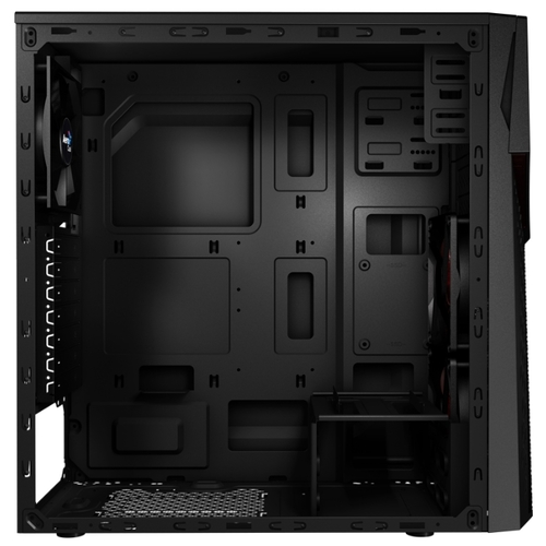 Компьютерный корпус AeroCool CyberX Advance Black