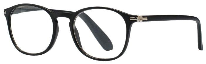 Корригирующие очки для чтения +3,5, матовые