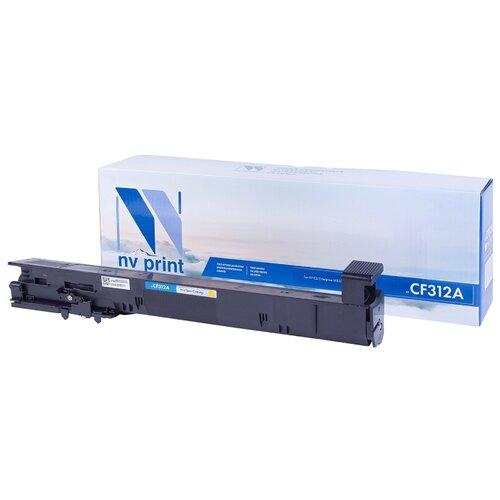 Фото - Картридж NV Print CF312A для HP, совместимый картридж nv print cb383a для hp совместимый