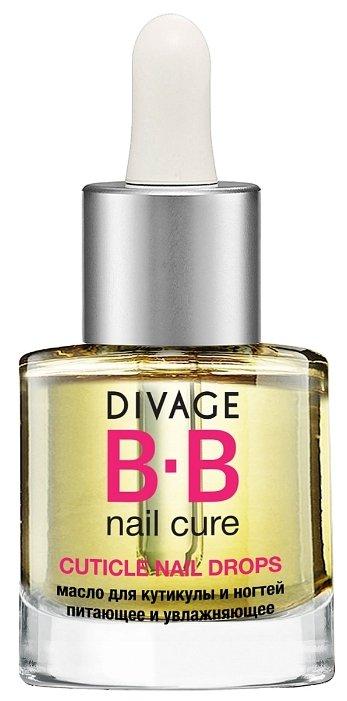 Масло DIVAGE BB Nail Cure Cuticle Nail Drops