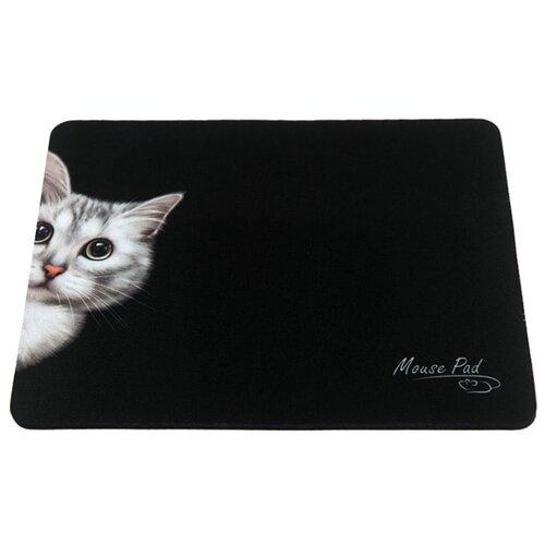 Купить Коврик Dialog PM-H15 Cat черный/серый