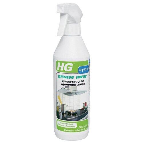 Средство для удаления жира Grease away HG 500 млДля кухни<br>