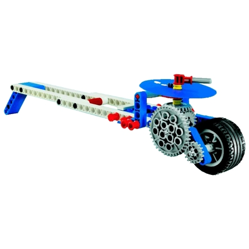 Конструктор LEGO Education Machines and Mechanisms 9632 Наука и технология