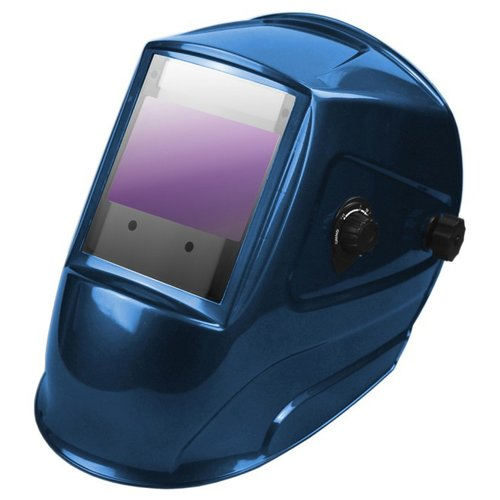 Маска FoxWeld Gefest синяя маска сварочная foxweld gefest red