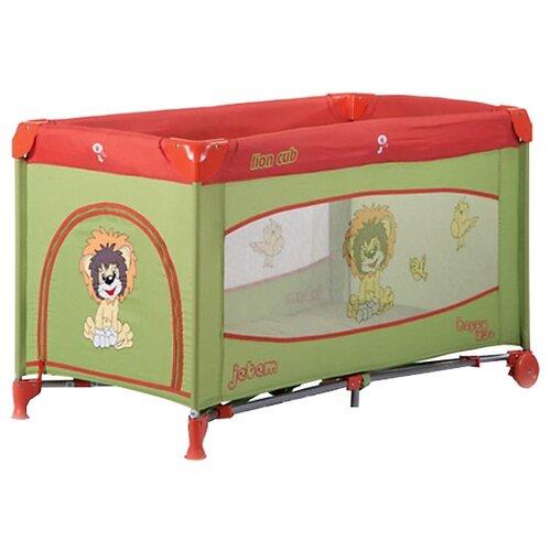 Купить Манеж-кровать Jetem С3 lion, Манежи