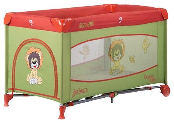 Манеж-кровать Jetem С3 lion