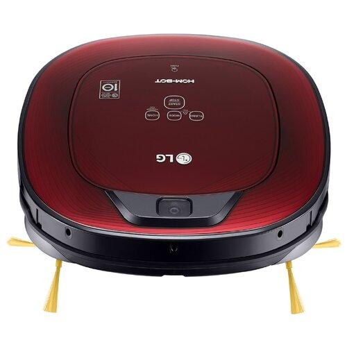 Купить со скидкой Робот-пылесос LG VRF6570LVM