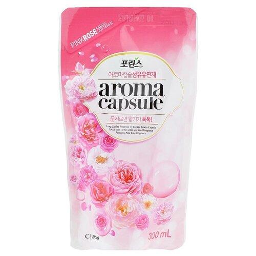 Кондиционер для белья Porinse Aroma Capsule Роза CJ Lion 0.3 л пакет yoursfs роза золотой 95