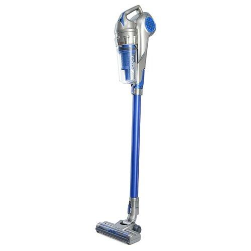 Пылесос Kitfort КТ-517-2, серо-синий пылесос kitfort кт 524 2 бело синий