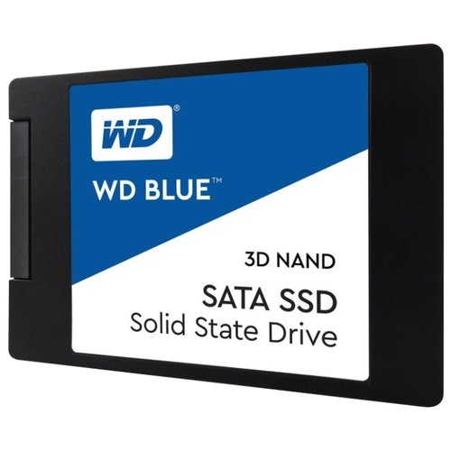 Твердотельный накопитель Western Digital WD BLUE 3D NAND SATA SSD 1 TB (WDS100T2B0A) 1 6lcd digital thermometer