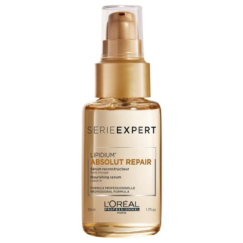 L'Oreal Professionnel Absolut Repair Lipidium Сыворотка для поврежденных кончиков волос, 50 мл сыворотка absolut repair lipidium loreal