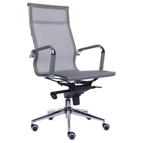 Компьютерное кресло Everprof Opera M для руководителя, обивка: текстиль, цвет: серый