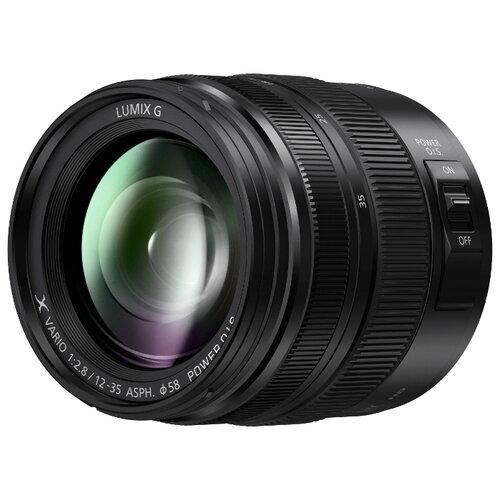 Объектив Panasonic 12-35mm f/2.8 II ASPH. O.I.S. Lumix G X Vario (H-HSA12035) недорого