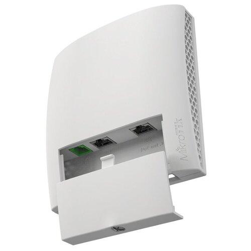 Wi-Fi точка доступа MikroTik wsAP ac lite белый wi fi точка доступа mikrotik qrt 5 ac rb911g 5hpacd qrt