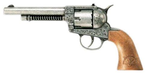 Револьвер Edison Giocattoli Western Deluxe Frontier Antik (191/96)
