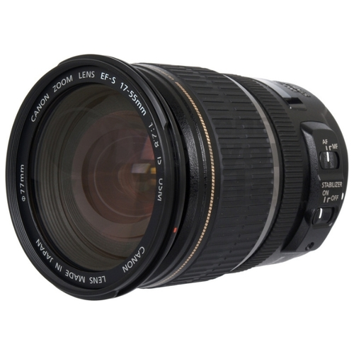 Объектив Canon EF-S 17-55mm f/2.8 IS USM Объективы