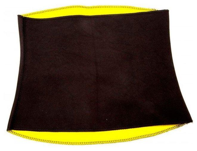 Пояс для похудения Hot Shapers 207 XXL черный/желтый