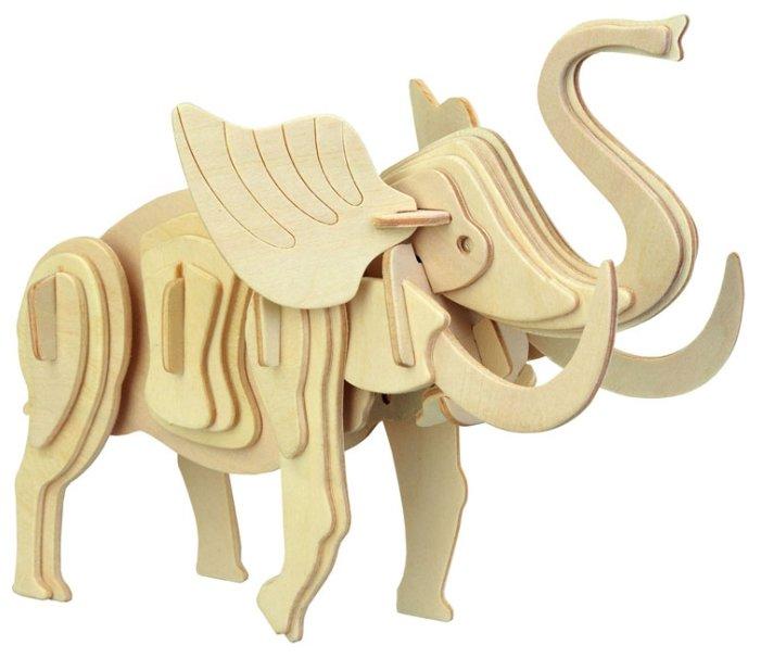 Сборная модель Чудо-Дерево Маленький слон (M029)
