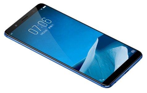 Безрамочный смартфон Vivo X20 купить