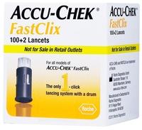Accu-Chek ланцеты FastClix