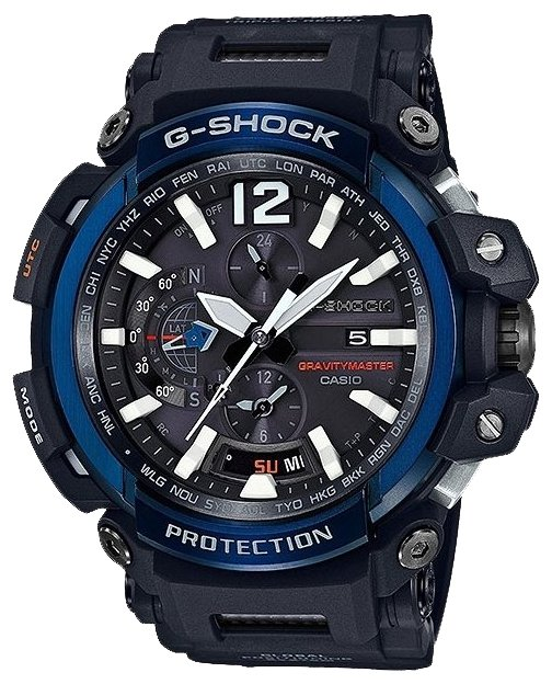 CASIO Часы CASIO G-SHOCK GPW-2000-1A2