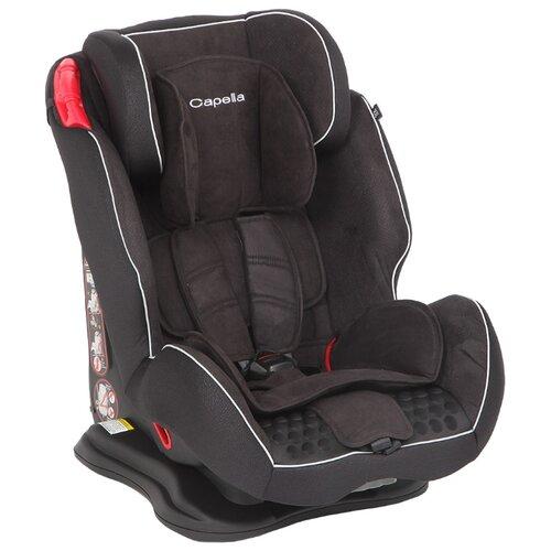 Купить Автокресло группа 1/2/3 (9-36 кг) Capella S12310 black, Автокресла