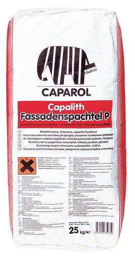 Шпатлевка Caparol Capalith Fassadenspachtel P