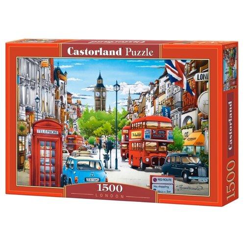 Купить Пазл Castorland London (C-151271), 1500 дет., Пазлы