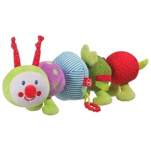 Купить Погремушка Happy Baby IQ-Caterpillar разноцветный, Погремушки и прорезыватели