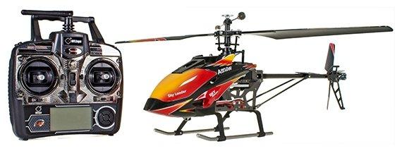 Вертолет WL Toys Sky Leader (V913) 54 см