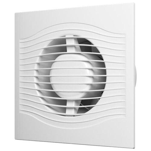 Вытяжной вентилятор DiCiTi SLIM 5C-02, white 10 ВтВентиляторы вытяжные<br>