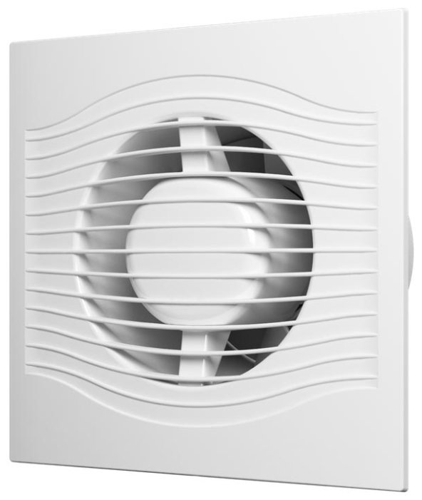 Вытяжной вентилятор DiCiTi SLIM 5 10 Вт