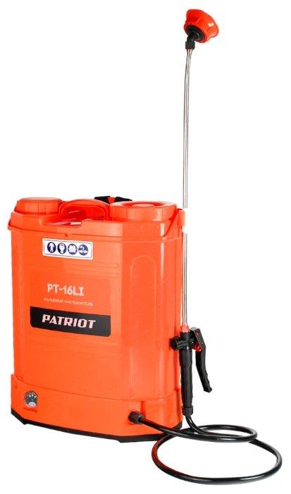 Аккумуляторный опрыскиватель PATRIOT PT-16LI