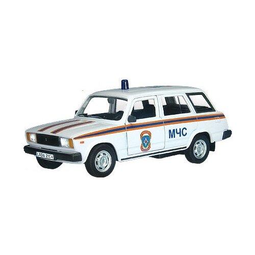 Легковой автомобиль Autogrand Lada 2104 МЧС (32678) белый/оранжевый/синий