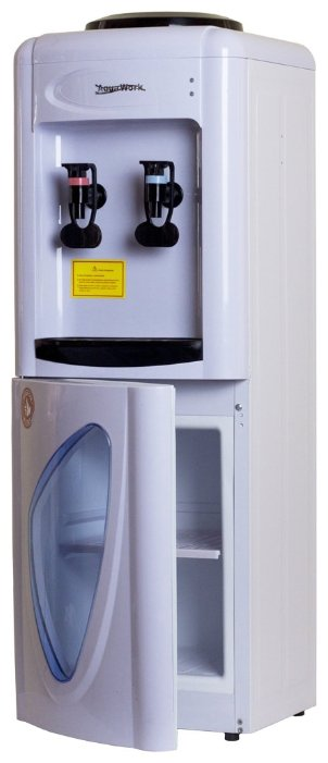 Кулер Aqua work 0.7ld белый напольный эл.охлаждение