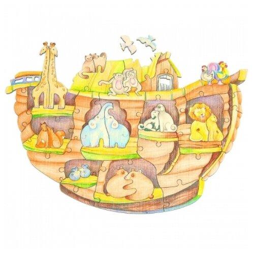 Пазл Woody Ноев ковчег (716) 50 дет..