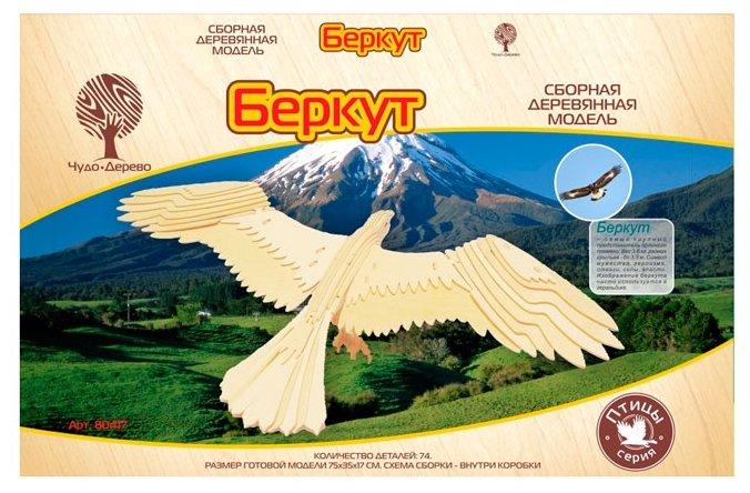 Купить Сборная модель Чудо-Дерево Беркут (80417) по низкой цене с доставкой из Яндекс.Маркета