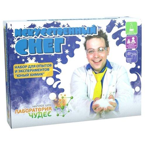 Набор Инновации для детей Искусственный снег клоран гель для детей