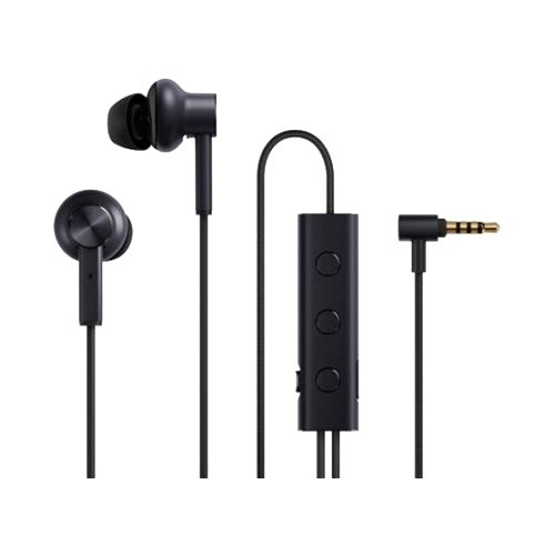 фото Наушники Xiaomi Mi Noise Cancelling Earphones black