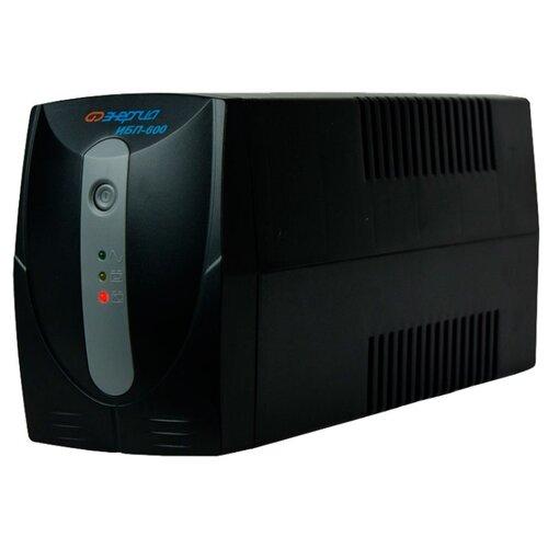 Интерактивный ИБП Энергия ИБП 600