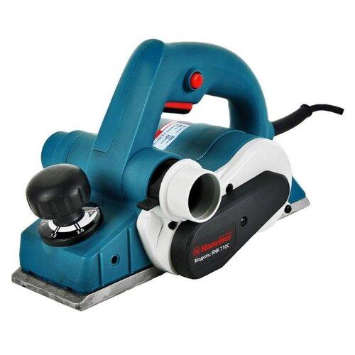 цена на Электрорубанок Hammer RNK710С Premium синий