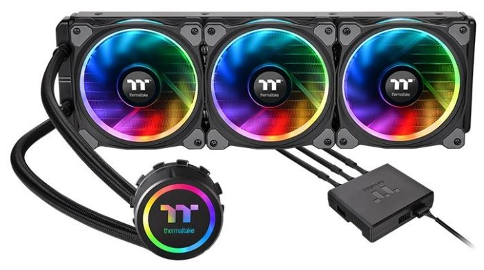 Кулер для процессора Thermaltake Floe Riing RGB 360 TT Premium Edition