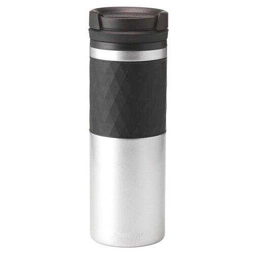 Термокружка Contigo Glaze (0,47 л) серебристый термокружка 0 47 л contigo metra 0621