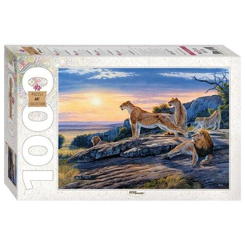 Купить Пазл Step puzzle Art Collection Перед охотой (79111), 1000 дет., Пазлы