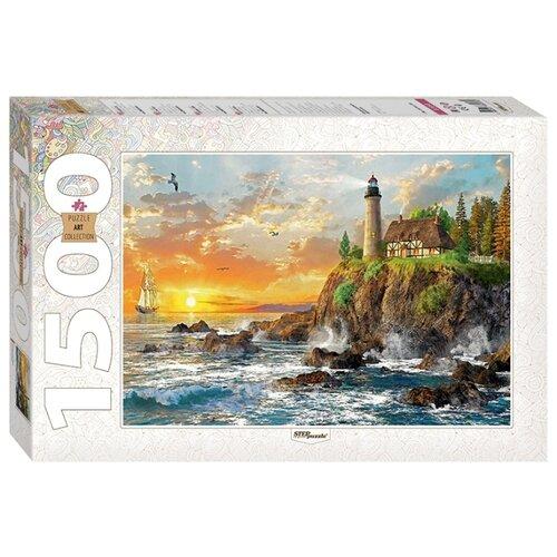 Купить Пазл Step puzzle Art Collection Скалистый берег (83058), 1500 дет., Пазлы
