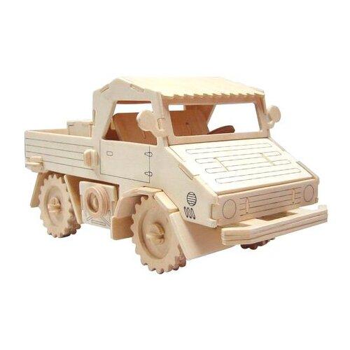 Сборная модель Чудо-Дерево Грузовик (P154) сборная модель чудо дерево кормушка 80099