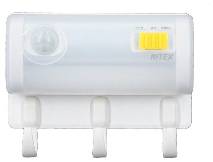 Светильник Ritex портативный с крючками, с функцией фонарика ASL-060