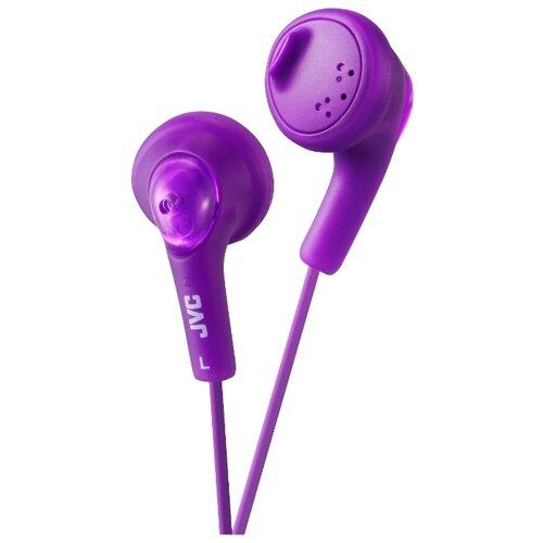 Наушники JVC HA-F160 violet jvc ha f160 w white
