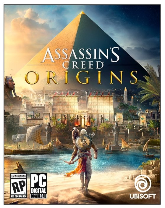 Assassin's Creed Origins - Deluxe Edition (PC)